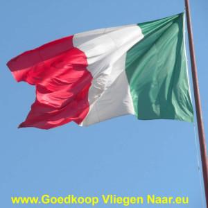 goedkoop vliegen naar Italie
